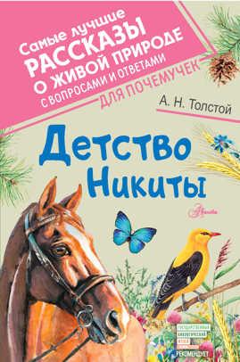 книга Детство Никиты